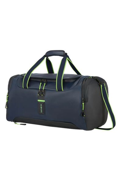 Samsonite Paradiver Light Duffle 51/20 Jeans Night Blue Fluo Green