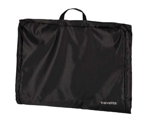 Travelite zubehör Kleiderhülle faltbar M schwarz